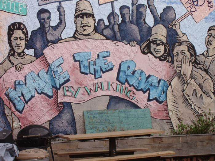 Myrtle Avenue Mural